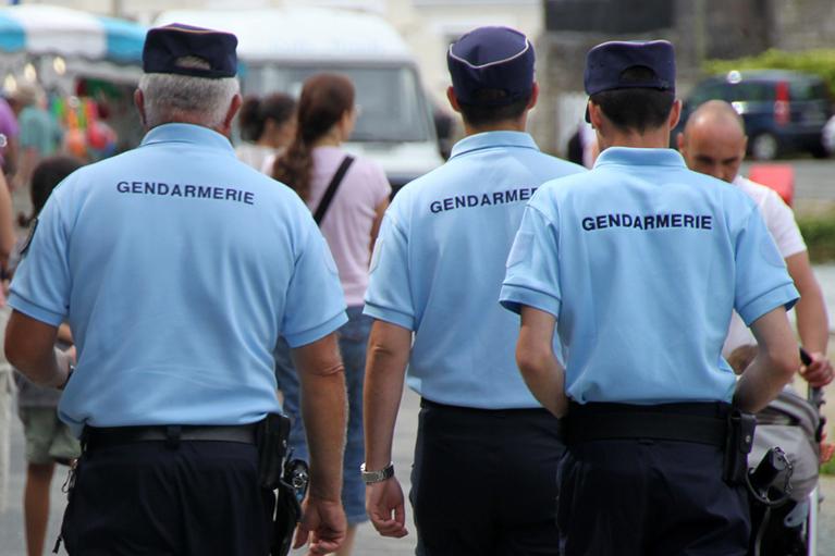 concours de gendarme