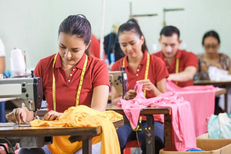 La richesse des métiers du textile