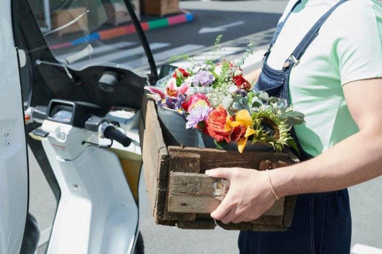 S'informer sur les entreprises de vente et de livraison de fleurs en ligne