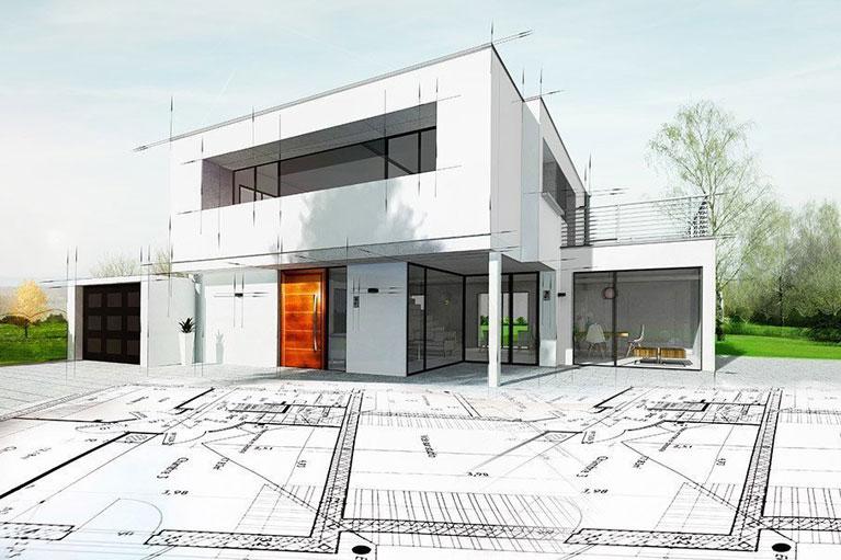 Les métiers de l'architecture