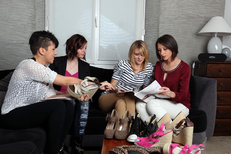 Devenir conseiller de vente à domicile